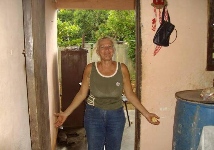 Hilda Rosa Puig (foto del autor)