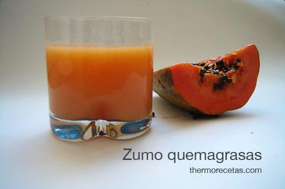 zumo quemagrasas Zumo quemagrasas