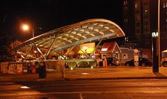 Clarendon Metro canopy