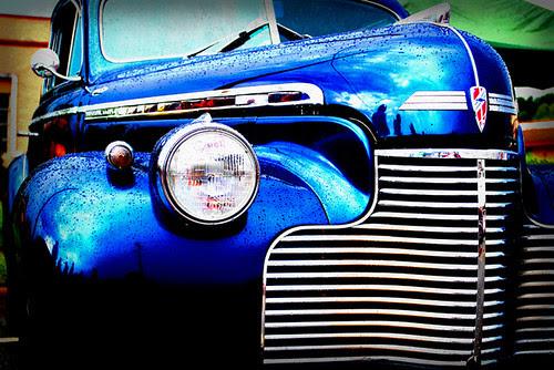 Chevy Studebaker