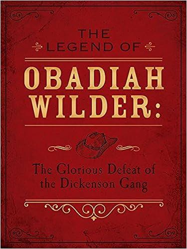The Legend of Obadia Wilder
