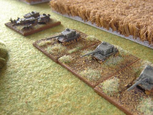Artillery Battery alongside CO