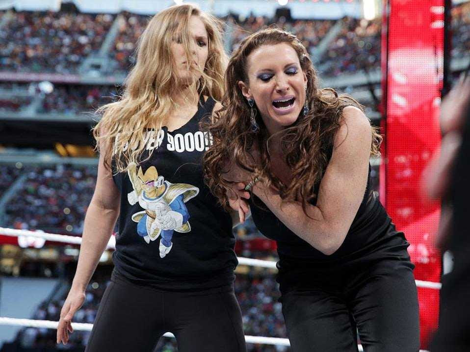 「WWE  Ronda Rousey」の画像検索結果
