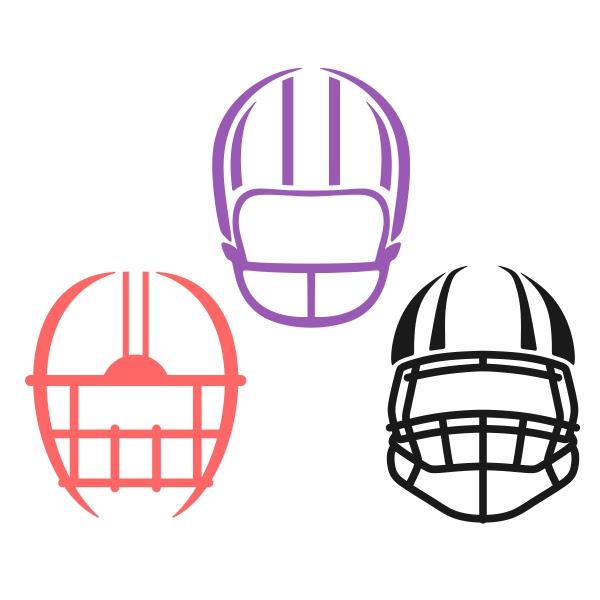 Football Helmet Front View Free Download Best Football