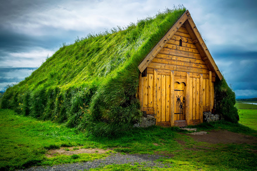 Skalholt, Iceland