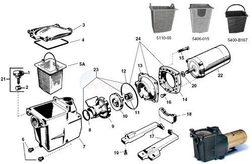 34 Hayward Pool Pump Parts Diagram