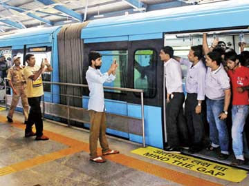 Mumbai Monorail is running a loss of Rs 1.5 crore every month