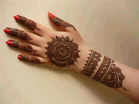 Latest Bridal Mehndi Designs 2019   BestStylo.com