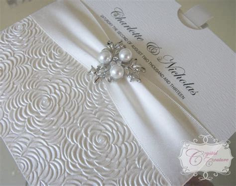 diamonds and pearls themed weddings     , luxury satin