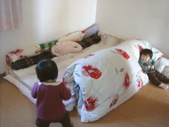 ueicocca 双子の赤ちゃん部屋