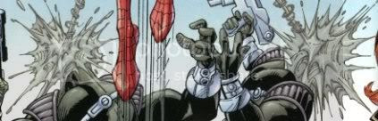 from Ultimate Spider-Man, by Bendis and Bagley