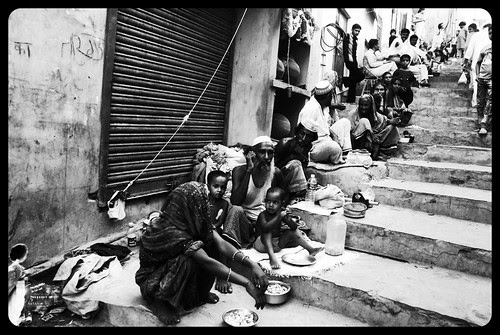 The Beggars Of Taragadh.. by firoze shakir photographerno1