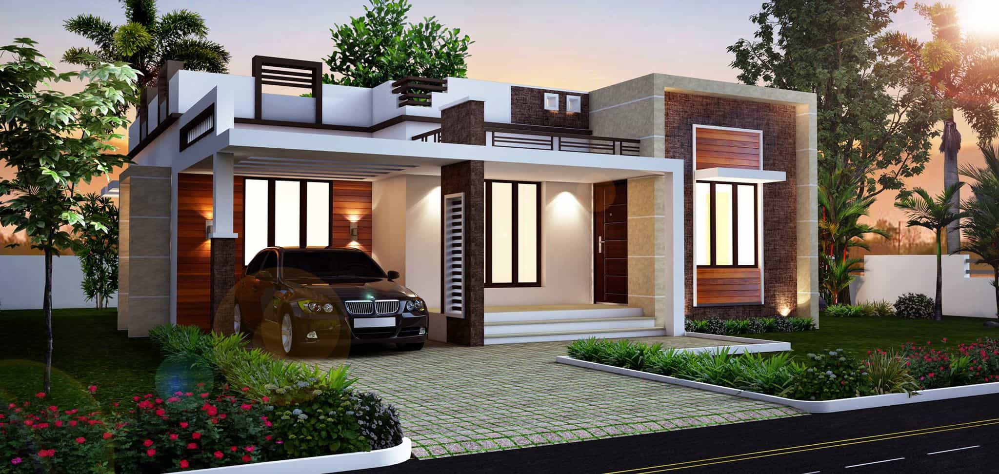 Kerala Home Design &