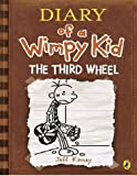 The Third Wheel by Jeff Kinney book cover