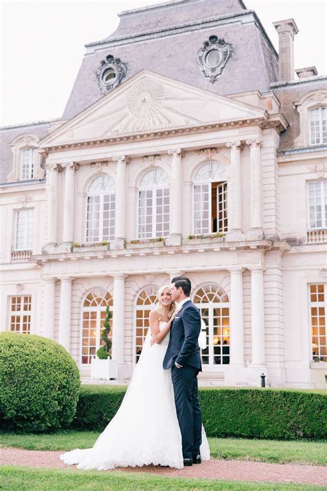 Destination Wedding France Chateau from One and Only Paris
