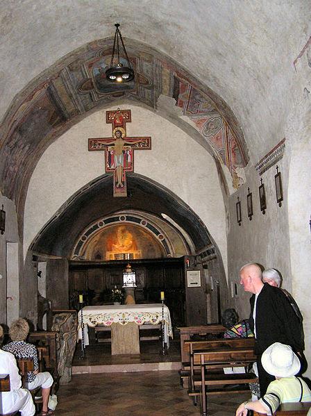 Archivo:San Damiano-Interior.JPG