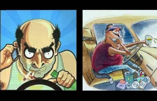 Ιαβέρης: Ο Έλληνας οδηγός (η αλήθεια είναι σκληρή) (video)