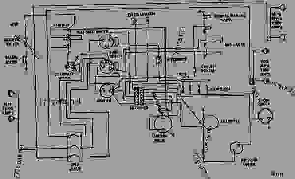 955k cat wire diagram