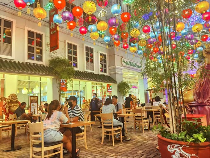 Savor the finest Asian dishes and more at these restaurants now open for dine-in at Lucky Chinatown