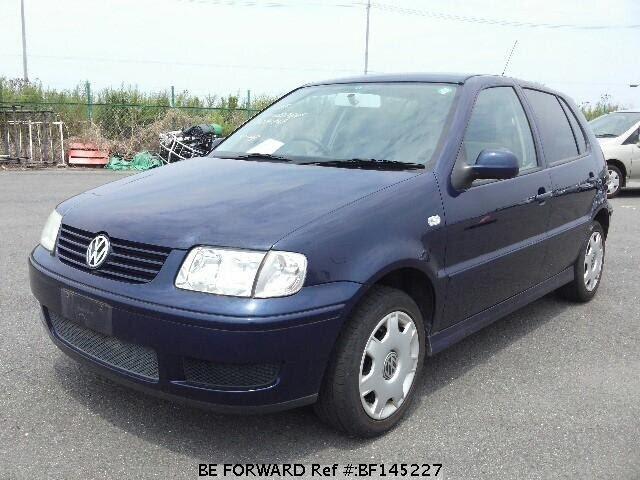4 Color Code Volkswagen Polo