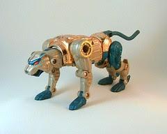 Transformers Cheetor Transmetal - modo bestia (Beast Wars)