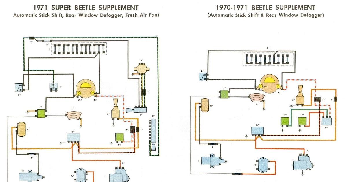 1968 69 Bus Wiring Diagram Thegoldenbug Dodge 2 4l Engine Diagram Bege Wiring Diagram