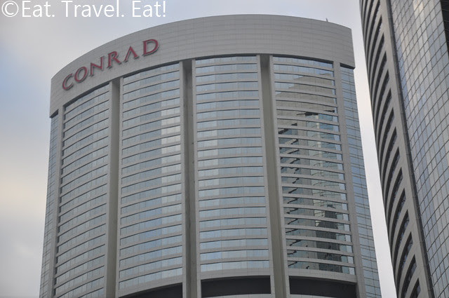Conrad Hong Kong, Central