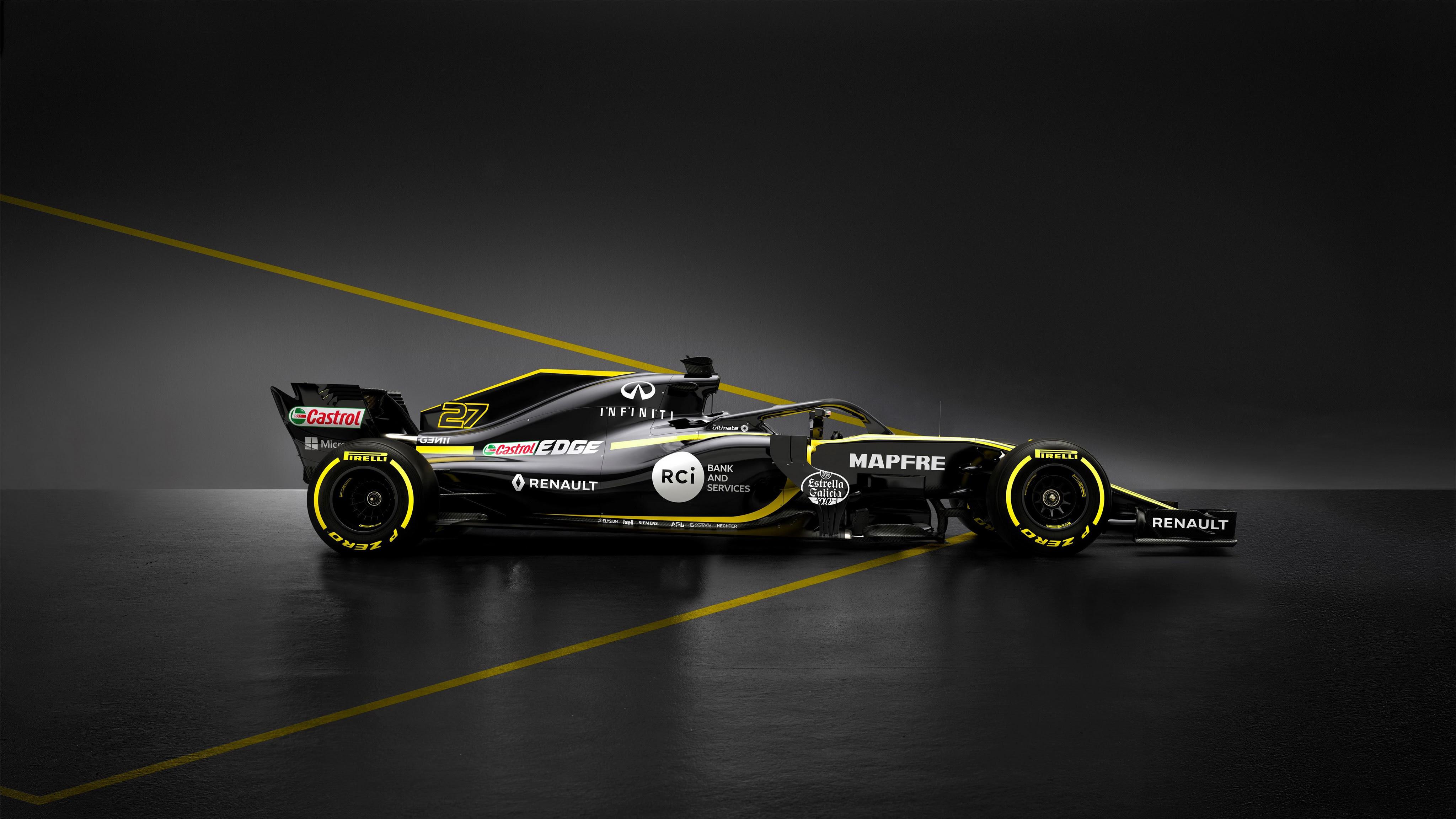 Formula 1 4k Wallpaper