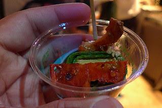 SF Chefs 2012 - Spinach Crepa