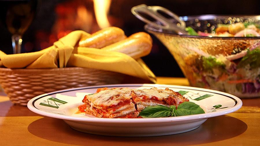 Olive Garden's Lasagna Classico   60+ Popular Restaurant ...