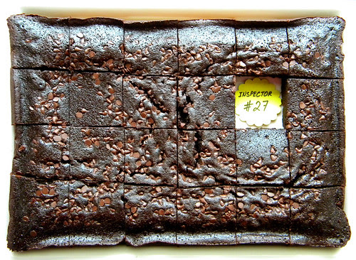 Guinness Brownies Tray