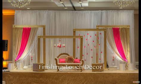 Finishing Touch Decor   Indian Wedding Decorations   Divya