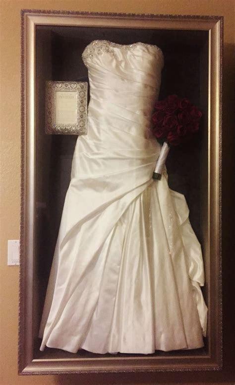 1000  images about Framed Wedding Dress on Pinterest