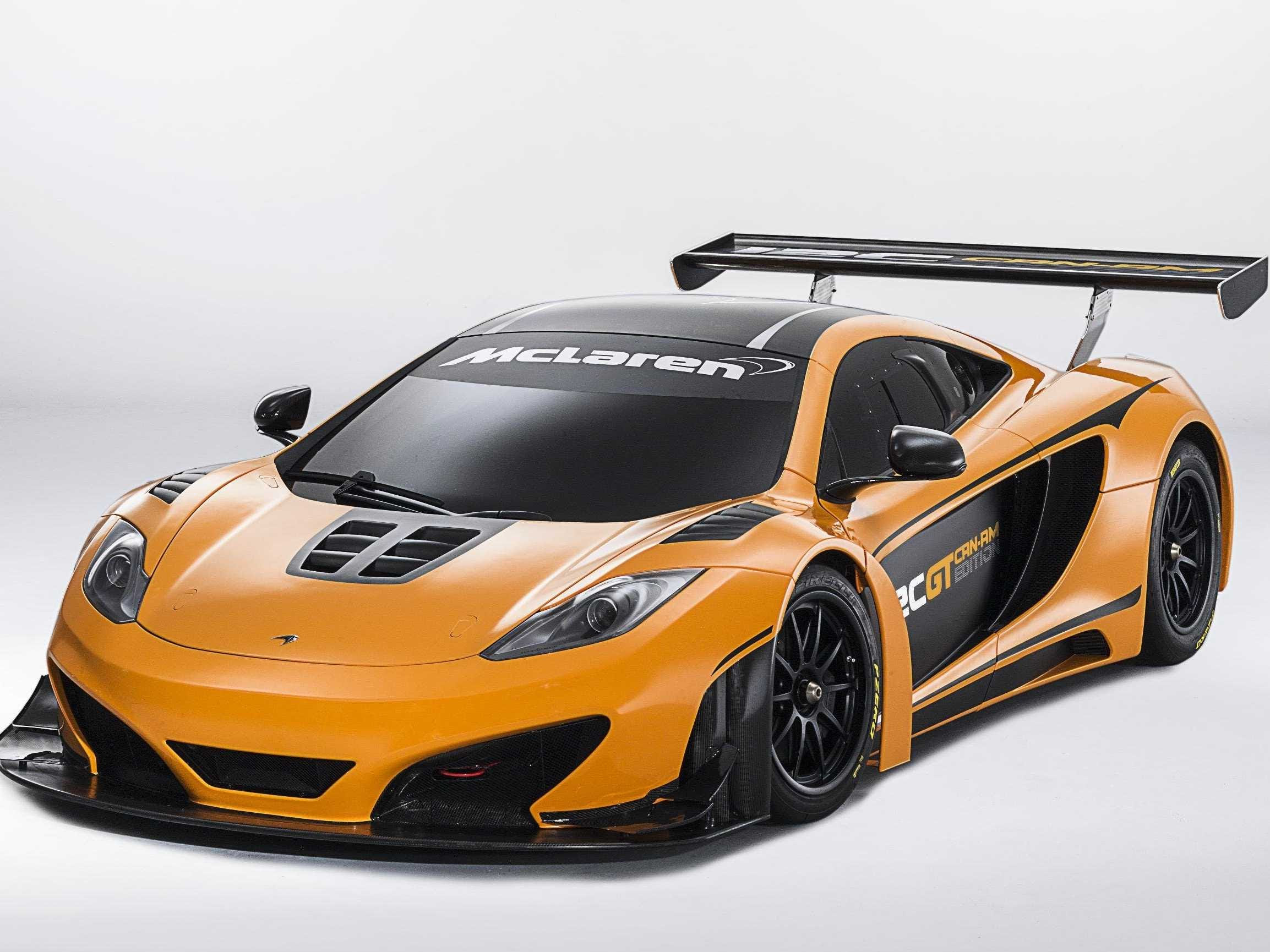McLaren Is Building A $597,000 Track Car For Rich People Who Want To Race  Business Insider