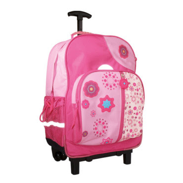 cute school bags sac d 39 cole fille a roulette