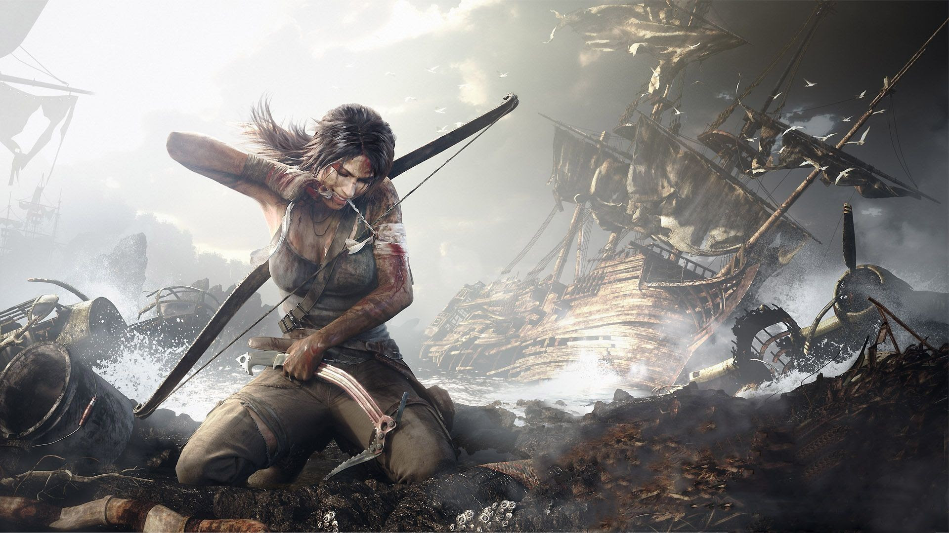 Lara Croft Wallpaper Hd 79 Images