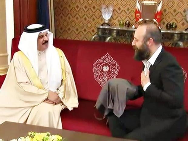 أبطال-حريم-السلطان-فى-ضيافه-ملك-البحرين1