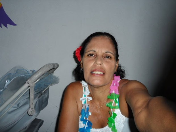 Maria da Conceição foi assassinada pelo marido dentro de sua própria casa em Praia Grande (Foto: Reprodução / Facebook)