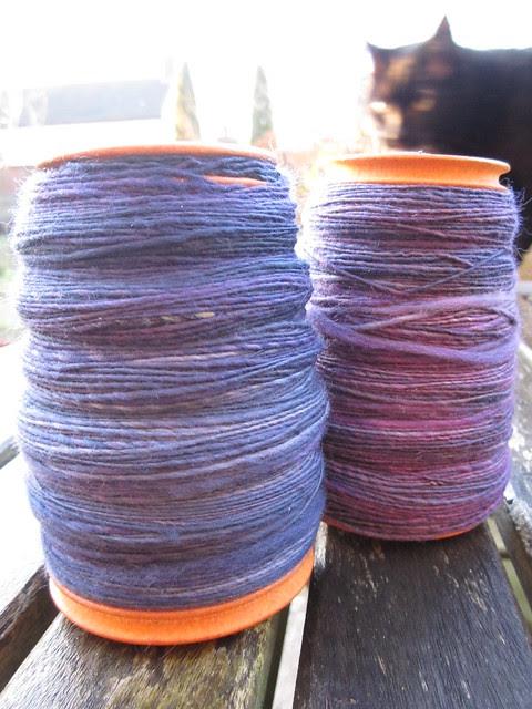 Bare Naked Knitspot spinning Feb 2014 (1)