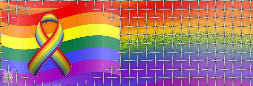 La bandera arcoíris