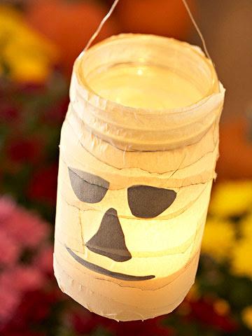 Mummy Lantern