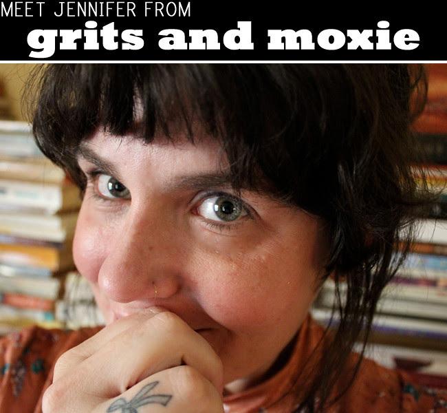 Sponsor Jennifer Grits&Moxie