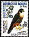 Orange-breasted Falcon Falco deiroleucus