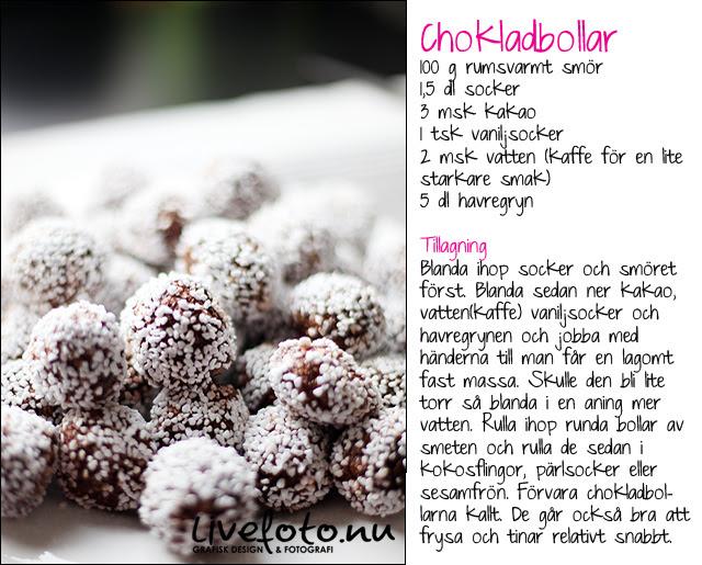 leilas nyttiga chokladbollar