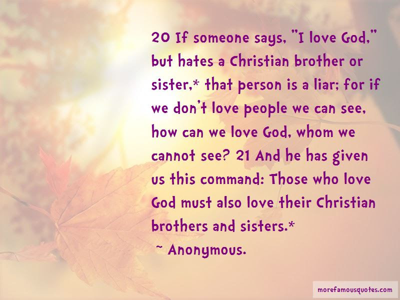 Quotes About A Sisters Love For Her Brother Top 7 A Sisters Love