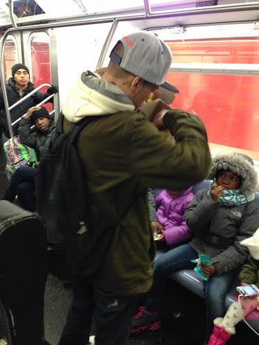 Subway vendor