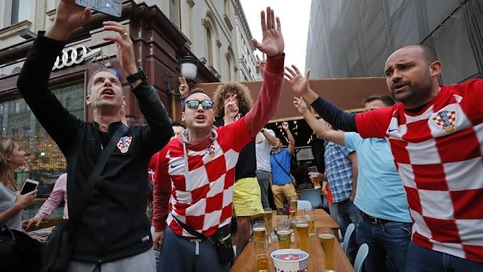 Inglaterra y Croacia tienen una cita muy esperada con la historia