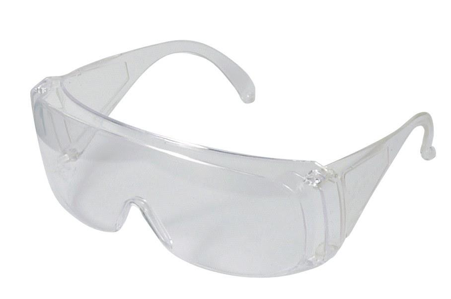 Schutzbrillen, Überbrillen, CE EN 166 F - Medikbedarf