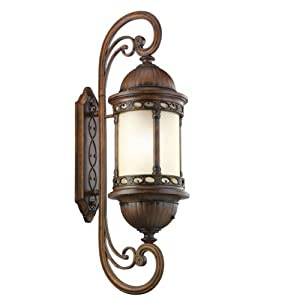 Amazon.com: Kichler Lighting 11053BST Corunna Energy Efficient ...