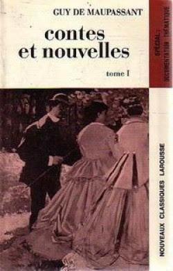 Couverture Contes et nouvelles, tome 1